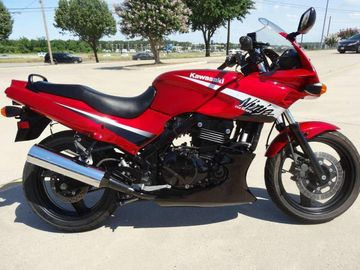 Rent: Kawasaki Ninja FILM EQUIPPED