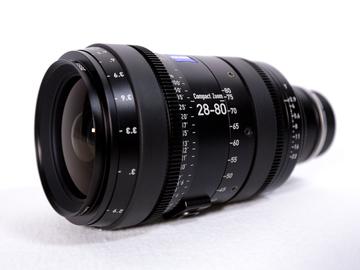 Rent: Zeiss 28-80mm Cinema Zoom Lens