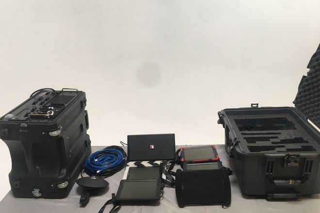OnSet Assistant - WiFi Monitor Tablets w/ Dailies Recording