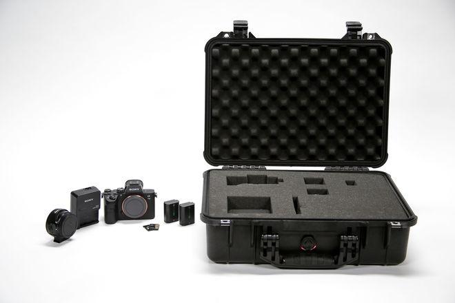 Sony a7 III + Sony 24-105mm f/4 lens