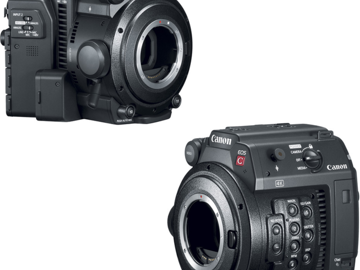 Rent: Dual Canon EOS C200b (BASIC PACKAGE)