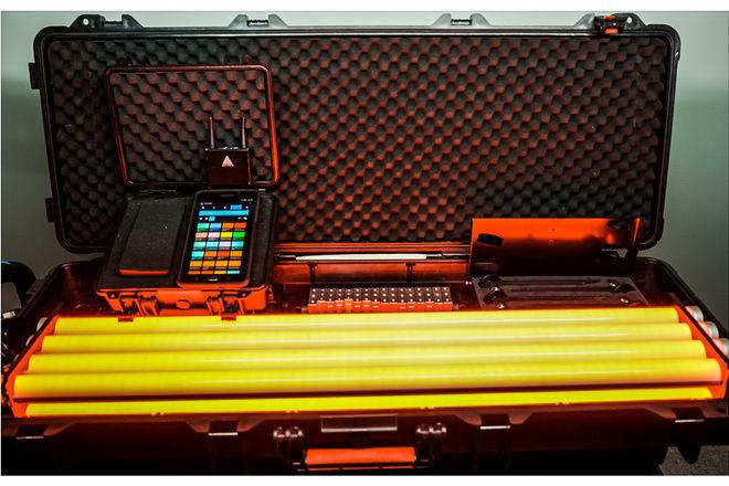 (40) Astera AX1 Pixeltube Set + Tablet & CRMX
