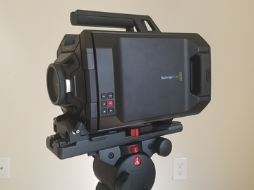 Rent: Blackmagic URSA 4K EF Mount