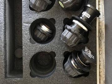 Rent: Lomo Spherical Prime Lens Set PL Mount (28,35,50,75,135)