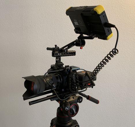 BMPCC 6K Indie Shooter PKG w/ Sigma Art Zooms & Tripod