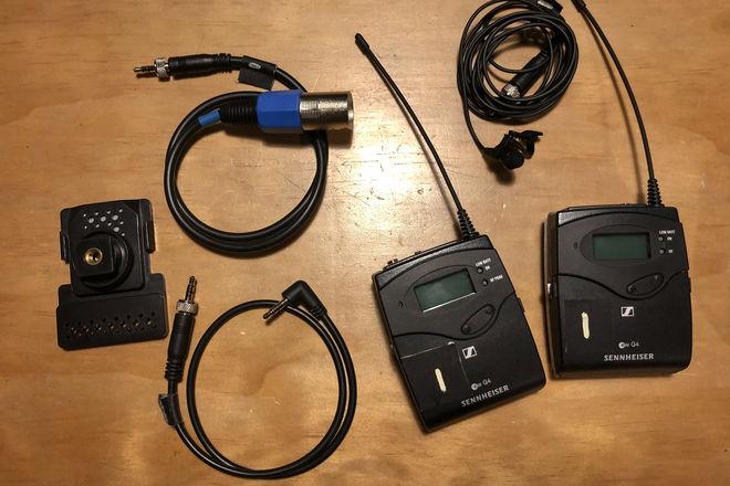 Sennheiser G4 Wireless Lav (#1 of 2 available)