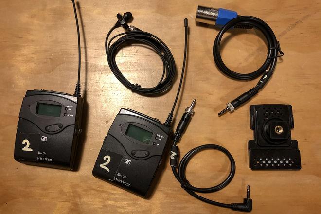 Sennheiser G4 Wireless Lav (#2 of 2 available)