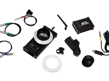 Rent: Axis 1 Remote Follow Focus Kit