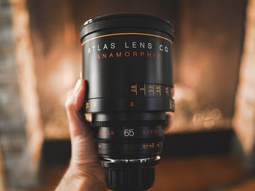 Atlas Lens Co. 65mm T2 Orion Series Anamorphic - EF MOUNT
