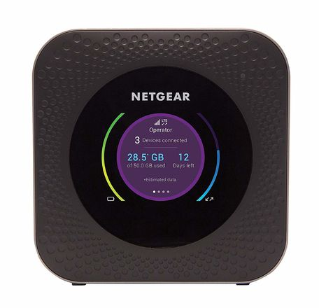 Hotspot High Speed Internet - Netgear Nighthawk M1