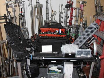 Rent: Sound Devices 664 Wireless Lectrosonics Kit w/ Boom & Hop