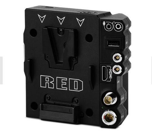 RED DSMC2 V-Lock I/O Expander