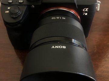 Sony a7 III Full-Frame Mirrorless Camera
