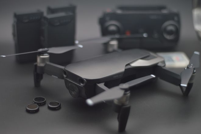 DJI Mavic air Ready to fly bundle