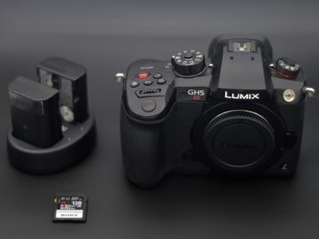 Panasonic Lumix DC-GH5S Digital Camera