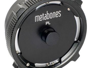 Metabones PL to E-Mount Adapter Cine