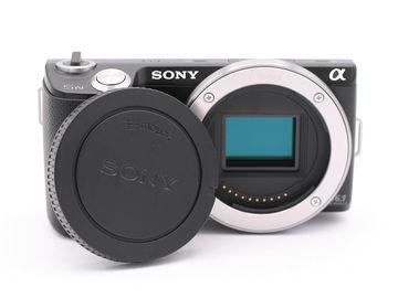 Sony Alpha NEX-5N Mirrorless Digital Camera