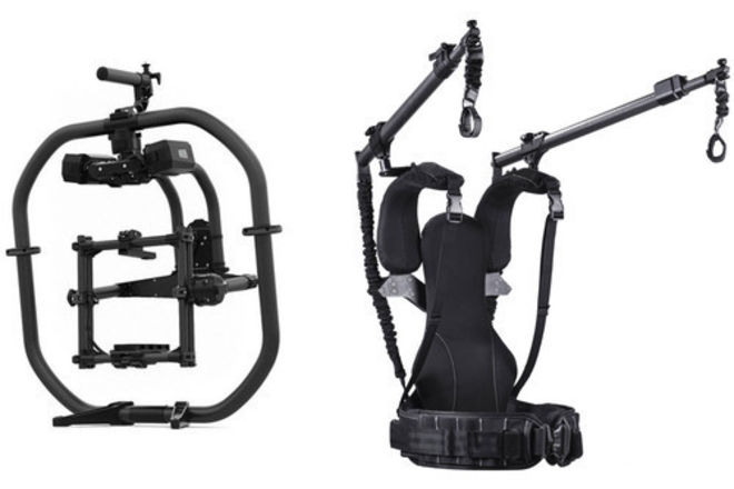 FREEFLY MoVI Pro & READY RIG GS Pro Arms | FULL KIT
