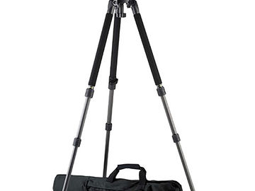 Rent: Miller Fluid Head Tripod (DS-10) [11 lbs payload]
