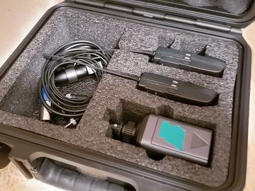 Sennheiser ew 100 ENG G3 Wireless Microphone Set (A Band)