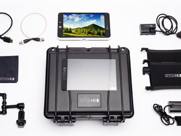 Rent: SmallHD 702 Bright Monitor | FULL ACCESORIES KIT