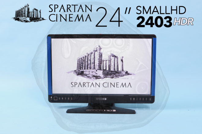 "SmallHD 2403 HDR 24"" Monitor #1"