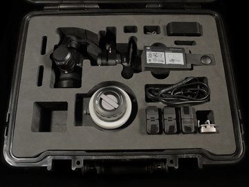 Rent: DJI Osmo Pro w/ Follow Focus, x5, Base, Tripod, 15mm, 45mm