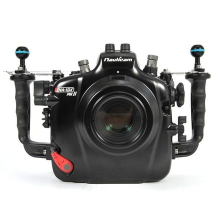 Nauticam Canon 1DX Mk II Housing Kit