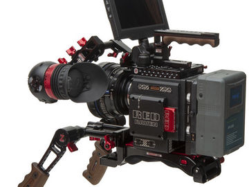 Zacuto RED EVF Recoil Gratical Eye Bundle