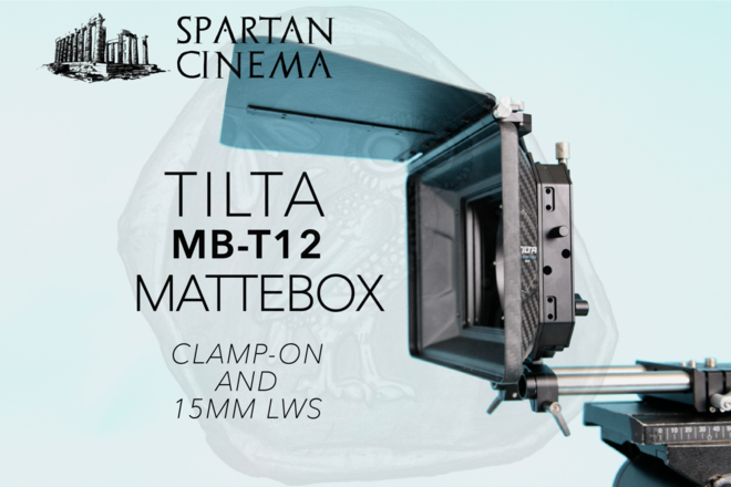 Tilta 4×5.65 Carbon Fiber Matte Box (Clamp-on MB-T12) #2