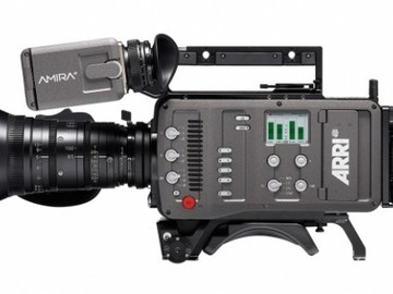 Rent: Arri Amira Premium Kit w/ Cards, and Batteries