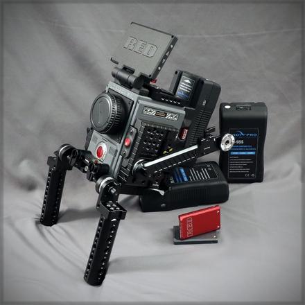 RED Scarlet-W Dragon 5K - Basic Kit