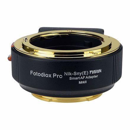 Nikon to Sony E-Mount - Fotodiox Adapter Mark II