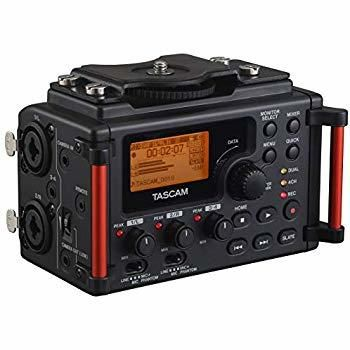 Tascam DR-60DmkII 4-Channel Portable Recorder + Headphones