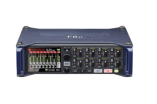 Zoom F8n Field Recorder