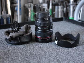 Canon EF Zoom 24-105mm F/4.0 IS USM Mark I Lens