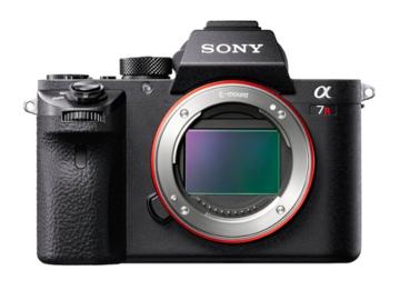 Sony - Alpha a7R II Full-Frame Mirrorless Camera 4k