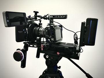 BMPCC 4K Full Rig + V mount Batteries & Lenses