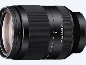Sony Lens FE 24-240mm F3.5-6.3 OSS