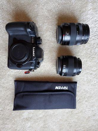 Panasonic Lumix GH5 kit with vlog