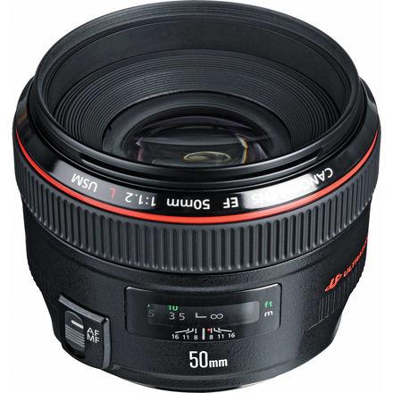 Canon Canon 50mm 1.2L