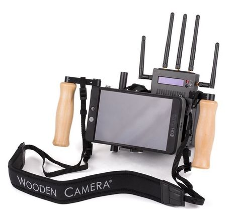 Long Range Wireless Director's Monitor [TRDK 3000/SmallHD]