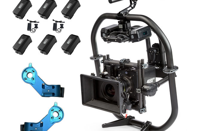 FREEFLY MoVI Pro 3-Axis Gimbal | W/ TILT OFFSETS
