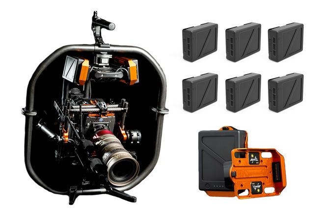 FREEFLY MoVI Pro | DELUXE KIT [Offsets, TB50s, Ignite Digi]