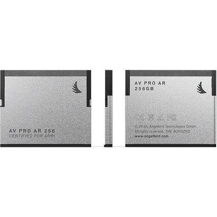 (2x) Angelbird 256gb CFast Pro AR Card