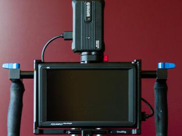 Wireless Ultra Bright HDMI Director's Monitor