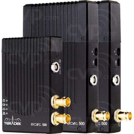 Teradek 500 BOLT SDI 2 recievers 1 transmitter