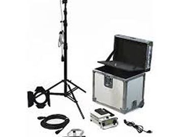 K5600 Joker Bug 200W HMI Kit w/ Chimera Softbox