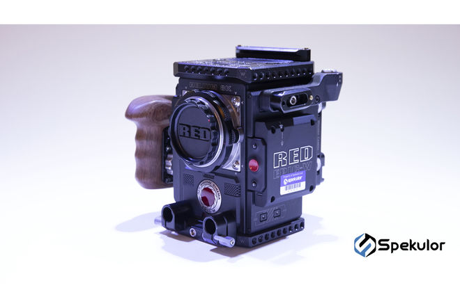 Red Epic-W 8K Helium Basic Camera Package (2 of 2)