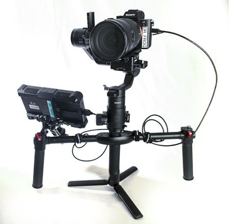 DJI Ronin S Ultimate Kit w/ Shogun and Handles